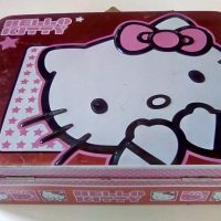 Hello Kitty metalliboxi, Sanrio